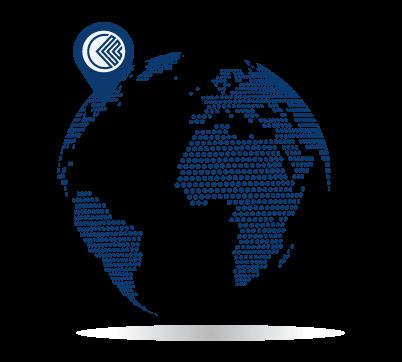60PAÍSES no mundo possui uma subsidiária ou representante do grupo